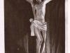 El Santísimo Cristo Crucificado en el taller de Alarcón (1946)