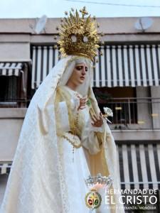 Rosario de la Aurora 2013