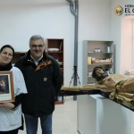 Nuestro Hermano Mayor con Mónica Navarro