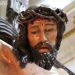 El Cristo tras la restauración