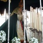 María Santísima de la Esperanza el Viernes Santo de 2012