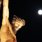 El Cristo en la Procesión del Silencio 2013 (Juanga Diez)