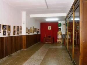 Interior de la Casa-Hermandad